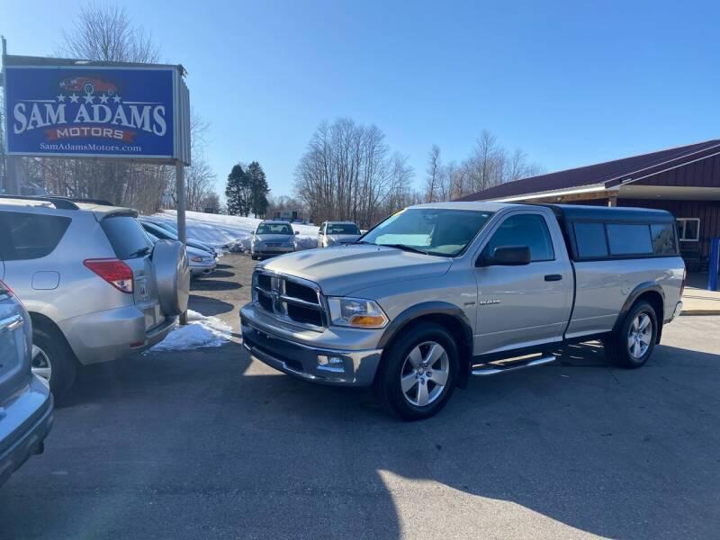 2010 Dodge Ram Pickup 1500 for sale at Sam Adams Motors in Cedar Springs MI