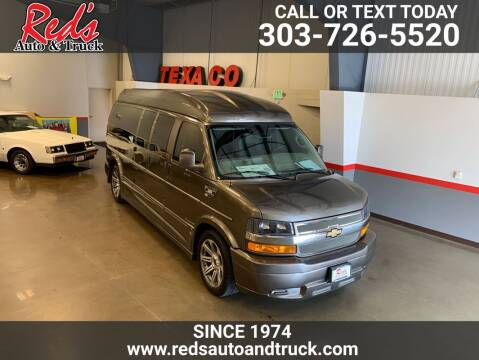 2020 Chevrolet Express Cargo for sale at Red's Auto and Truck in Longmont CO