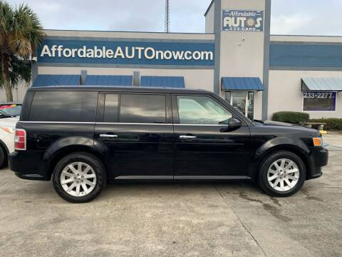 2012 Ford Flex for sale at Affordable Autos in Houma LA