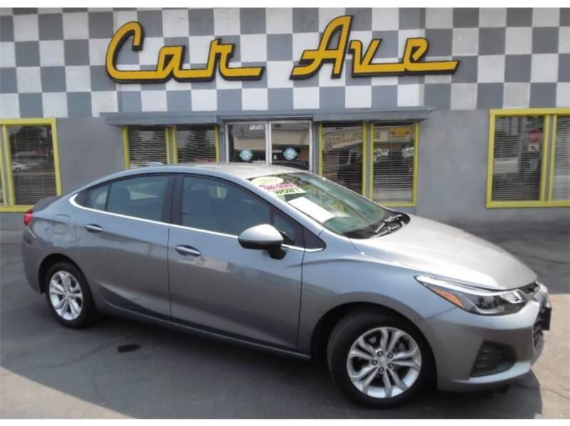 2019 Chevrolet Cruze for sale at Car Ave in Fresno CA