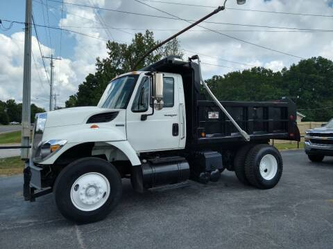 2009 International WorkStar 7300 for sale at CARS PLUS in Fayetteville TN