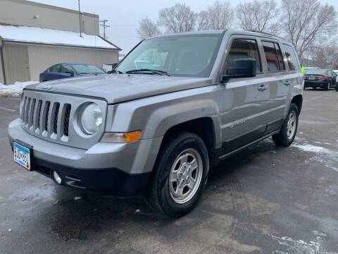 2017 Jeep Patriot for sale at MIDWEST CAR SEARCH in Fridley MN