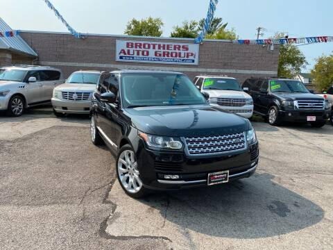 2014 Land Rover Range Rover for sale at Brothers Auto Group in Youngstown OH