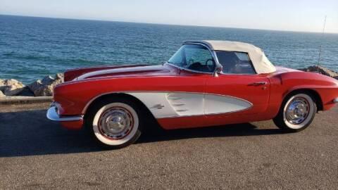 1961 Chevrolet Corvette for sale at Classic Car Deals in Cadillac MI