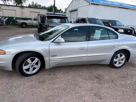 2003 Pontiac Bonneville for sale at PYRAMID MOTORS - Fountain Lot in Fountain CO
