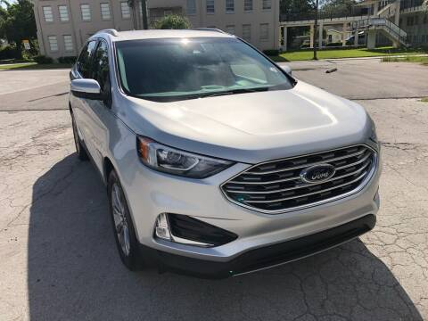 2019 Ford Edge for sale at Consumer Auto Credit in Tampa FL