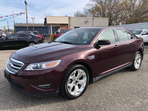 2011 Ford Taurus for sale at SKY AUTO SALES in Detroit MI