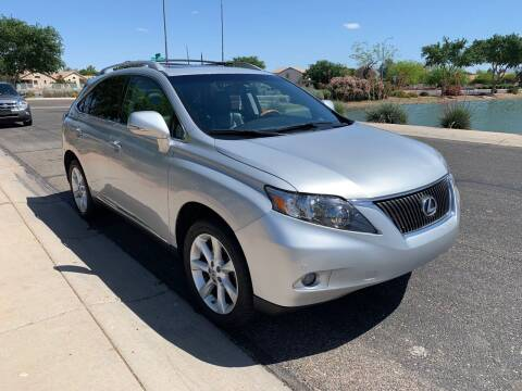 2011 Lexus RX 350 for sale at Zapp Motors in Englewood CO