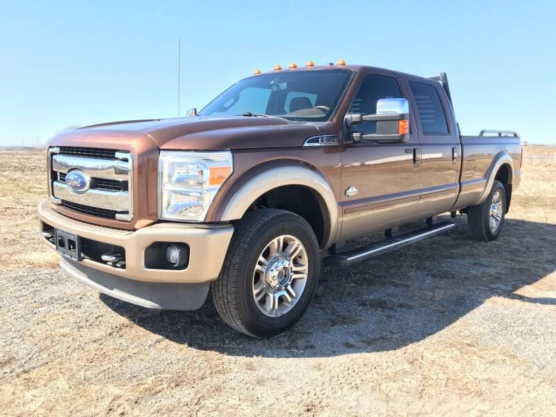 2011 Ford F-350 Super Duty for sale at N Motion Sales LLC in Odessa MO