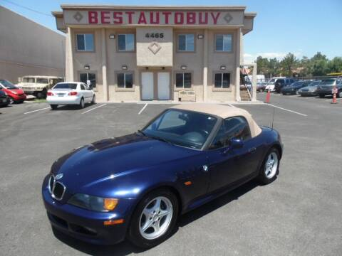 1996 BMW Z3 for sale at Best Auto Buy in Las Vegas NV