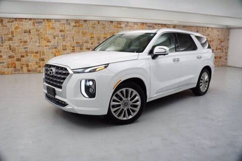 2020 Hyundai Palisade for sale at Jerry's Buick GMC in Weatherford TX