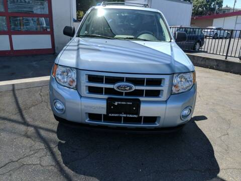 2009 Ford Escape Hybrid for sale at Auto City in Redwood City CA
