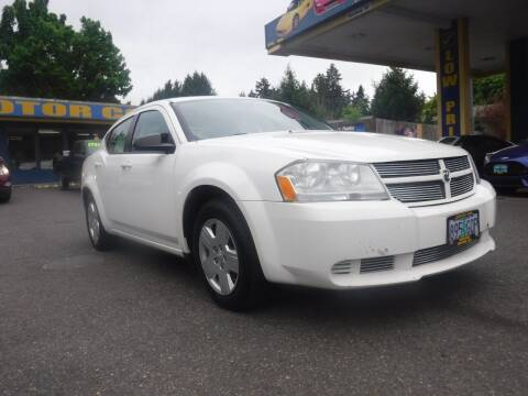 2008 Dodge Avenger for sale at Brooks Motor Company, Inc in Milwaukie OR