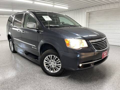 2013 Chrysler Town and Country for sale at Hi-Way Auto Sales in Pease MN