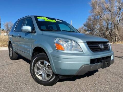 2003 Honda Pilot for sale at UNITED Automotive in Denver CO