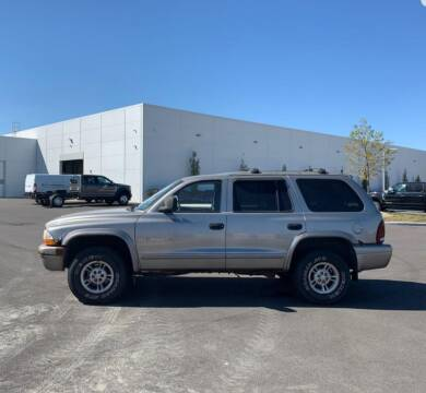 1999 Dodge Durango for sale at Five Star Auto Center in Detroit MI