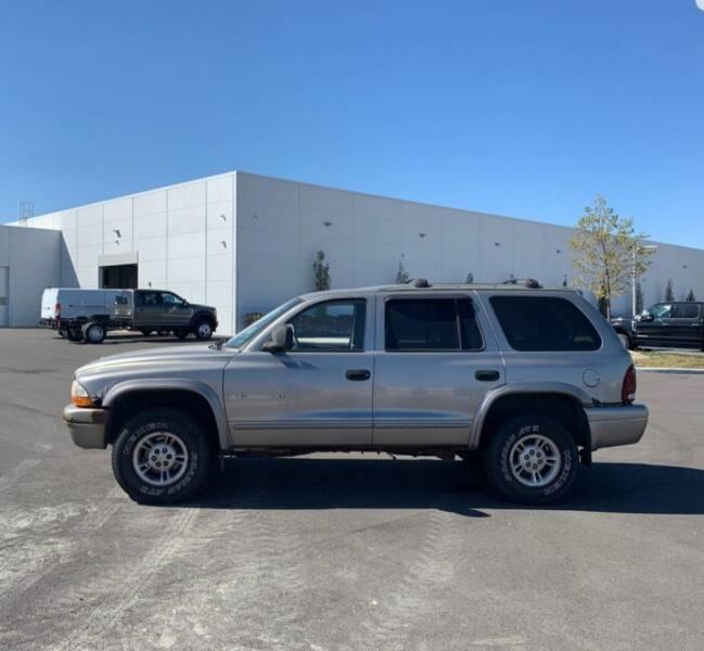 1999 Dodge Durango for sale at Five Star Auto Center in Detroit MI