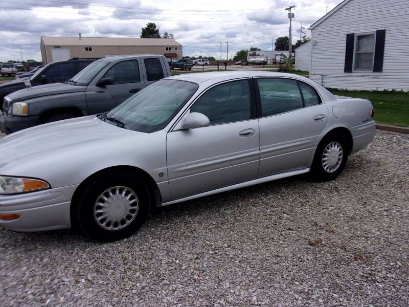 2002 Buick LeSabre for sale at VANDALIA AUTO SALES in Vandalia MO