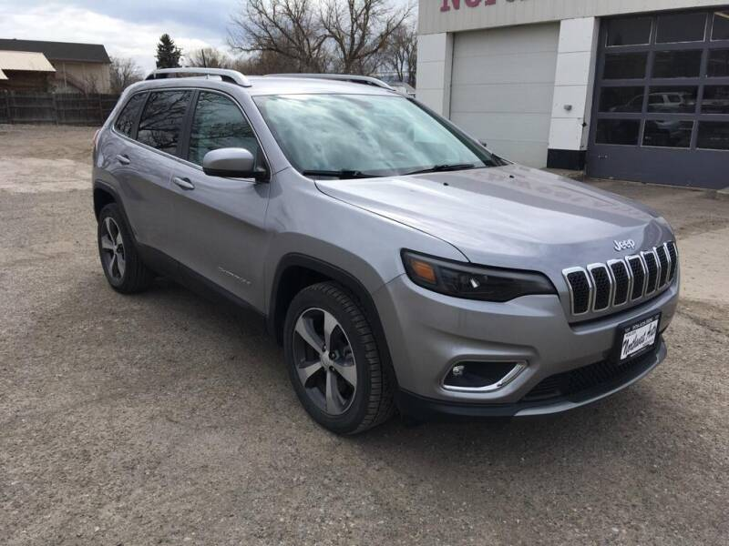 2019 Jeep Cherokee for sale at Northwest Auto Sales & Service Inc. in Meeker CO