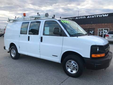 2006 Chevrolet Express Cargo for sale at Motor City Auto Auction in Fraser MI
