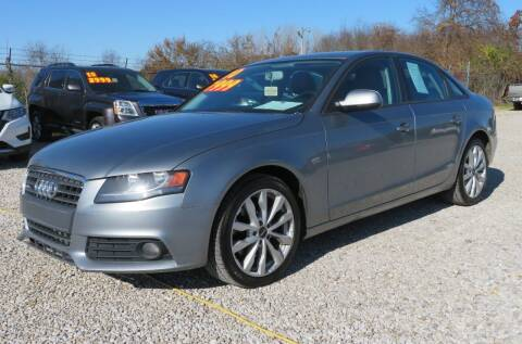 2010 Audi A4 for sale at Low Cost Cars in Circleville OH