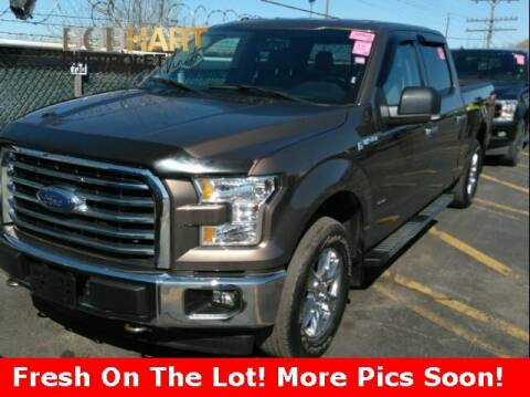 2017 Ford F-150 for sale at BOB HART CHEVROLET in Vinita OK