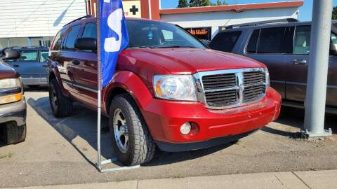 2007 Dodge Durango for sale at Direct Auto Sales+ in Spokane Valley WA