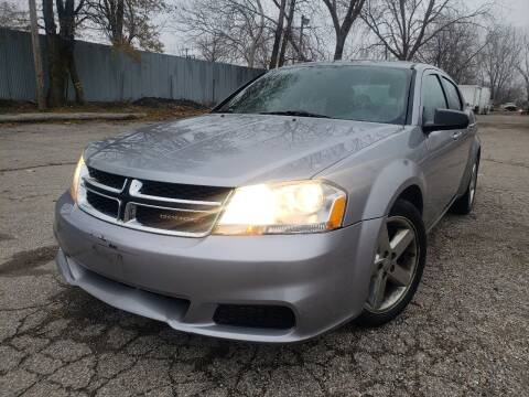 2013 Dodge Avenger for sale at Flex Auto Sales in Cleveland OH