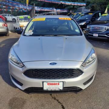 2016 Ford Focus for sale at Elmora Auto Sales in Elizabeth NJ