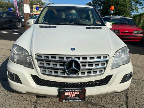 2011 Mercedes-Benz M-Class for sale at Best Cars R Us in Plainfield NJ
