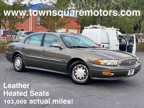 2003 Buick LeSabre for sale at Town Square Motors in Lawrenceville GA