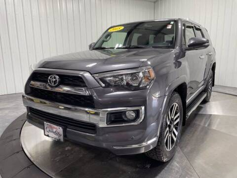 2015 Toyota 4Runner for sale at HILAND TOYOTA in Moline IL