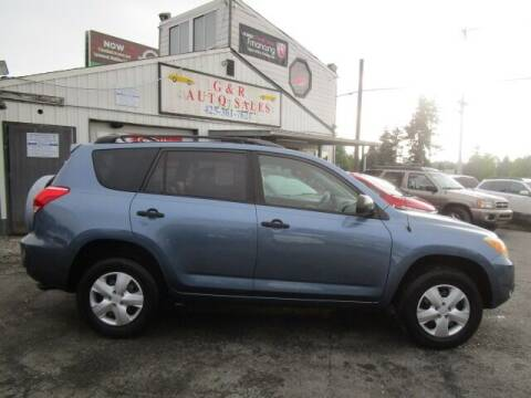 2006 Toyota RAV4 for sale at G&R Auto Sales in Lynnwood WA