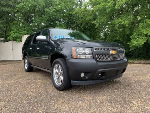 2011 Chevrolet Suburban for sale at DRIVE ZONE AUTOS in Montgomery AL