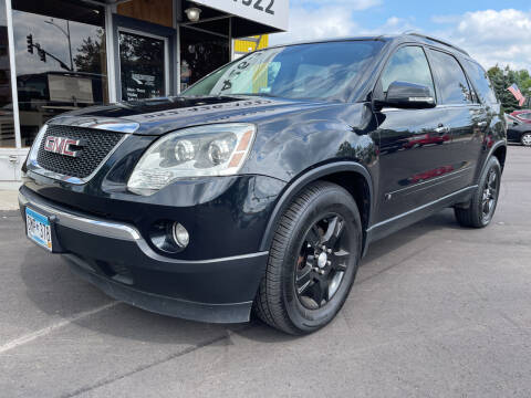 2009 GMC Acadia for sale at Mainstreet Motor Company in Hopkins MN