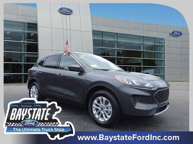 2020 Ford Escape for sale at Baystate Ford in South Easton MA