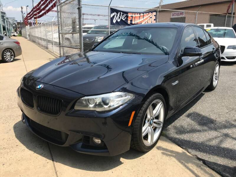 2014 BMW 5 Series for sale at The PA Kar Store Inc in Philladelphia PA