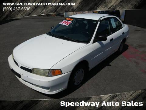 1999 Mitsubishi Mirage for sale at Speedway Auto Sales in Yakima WA