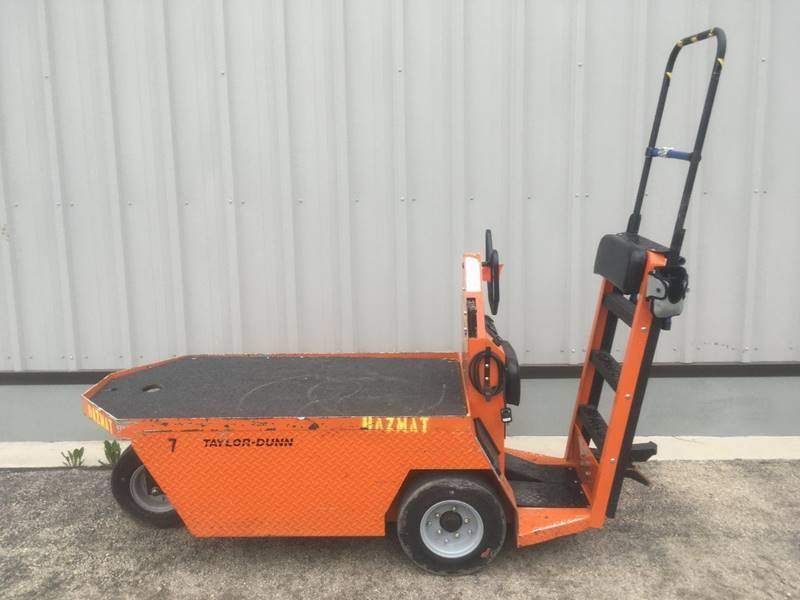 2007 Taylor-Dunn Stockchasers for sale at Jim's Golf Cars & Utility Vehicles - Reedsville Lot in Reedsville WI