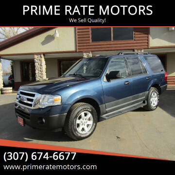 2014 Ford Expedition for sale at PRIME RATE MOTORS in Sheridan WY