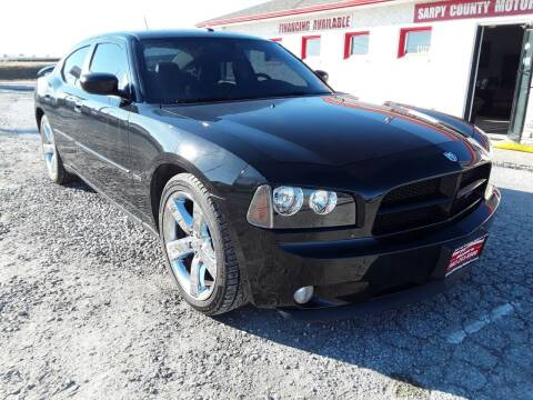 2008 Dodge Charger for sale at Sarpy County Motors in Springfield NE