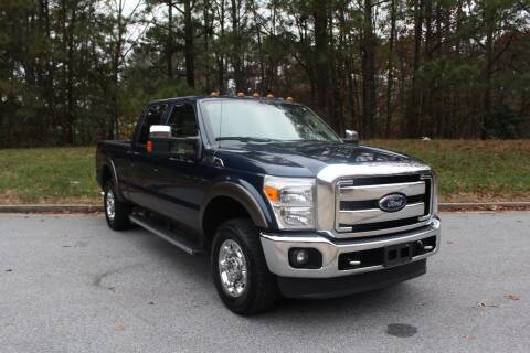 2016 Ford F-250 Super Duty for sale at El Patron Trucks in Norcross GA