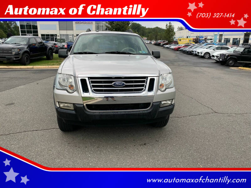 2007 Ford Explorer Sport Trac for sale at Automax of Chantilly in Chantilly VA