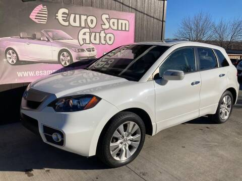 2011 Acura RDX for sale at Euro Auto in Overland Park KS
