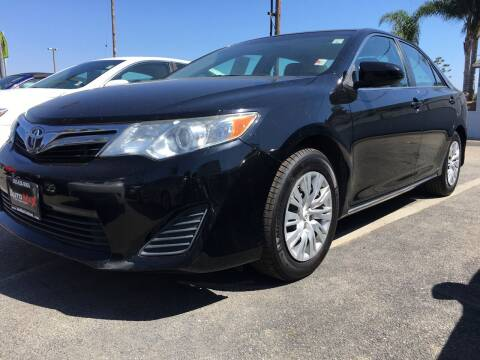 2012 Toyota Camry for sale at Auto Max of Ventura in Ventura CA