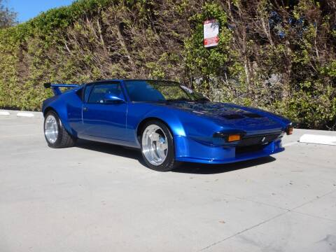 1972 Pantera Pantera for sale at California Cadillac & Collectibles in Los Angeles CA