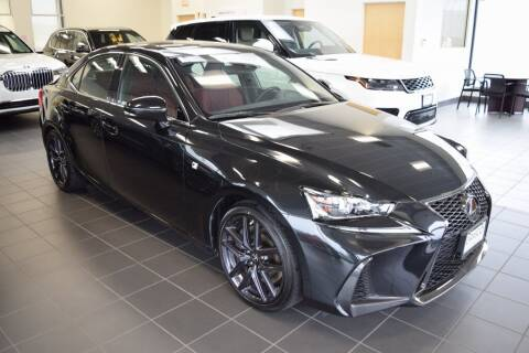 2017 Lexus IS 300 for sale at BMW OF NEWPORT in Middletown RI
