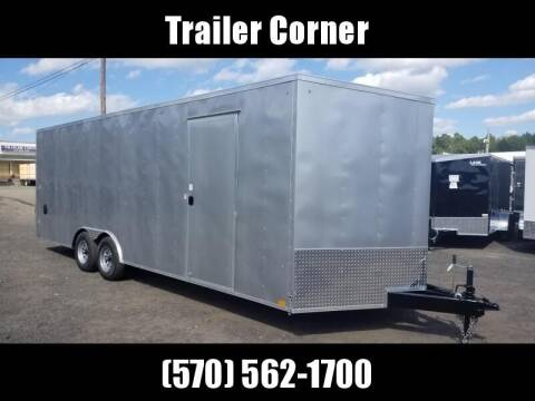 2022 Look Trailers ST 8.5X24 10K - EXT HEIGHT