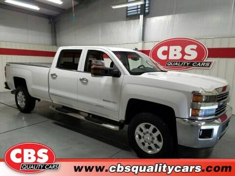 2015 Chevrolet Silverado 2500HD for sale at CBS Quality Cars in Durham NC