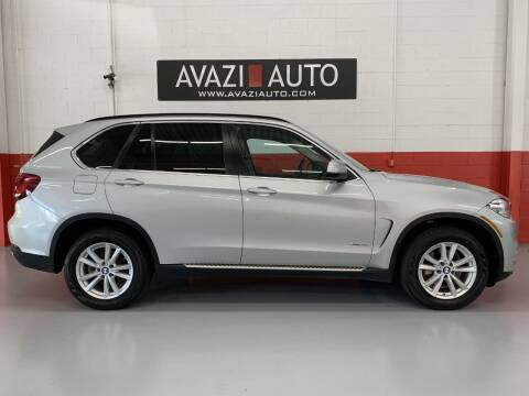 2014 BMW X5 for sale at AVAZI AUTO GROUP LLC in Gaithersburg MD
